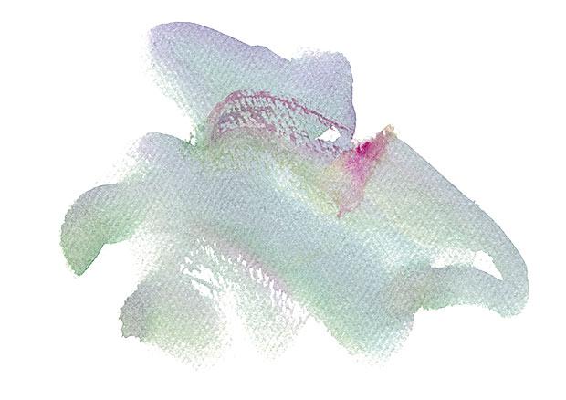 Watercolor Spot Texture