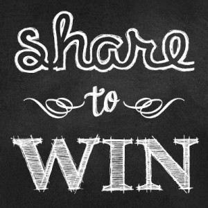 Share To Win Featured