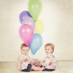 Twins & Ballons