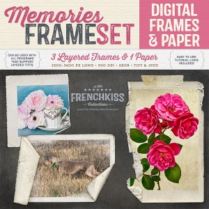 Memories Frame Set