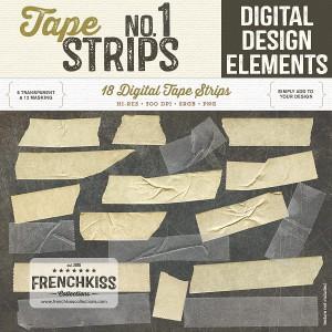 Digital Tape Strips