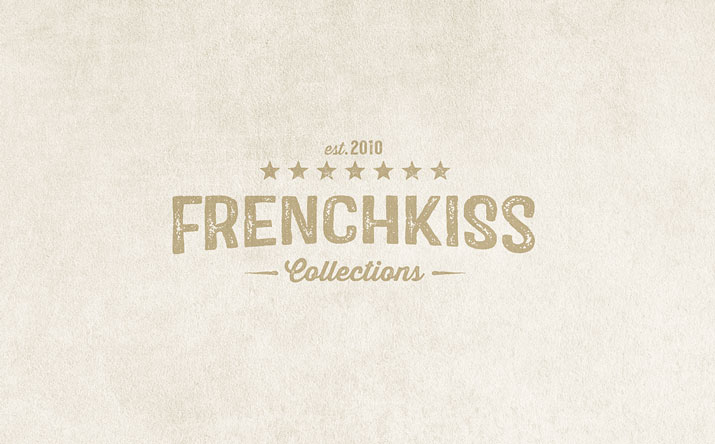 French Kiss Collections Texture Background