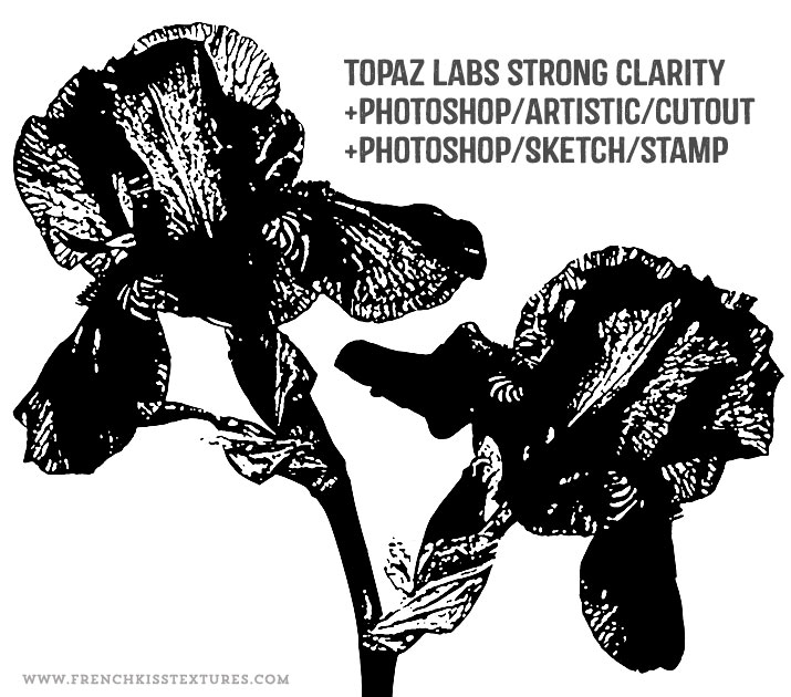 Photoshop Stamp Filter